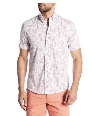 Kennington Ltd. Men's Shirt Size 2X-large Short Sleeve