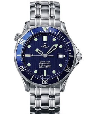The Seamaster has always been Bond's watch of choice