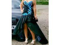 Designer Prom Dress Size 8