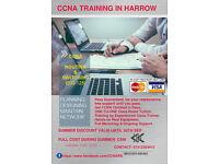 CCNA Training in the heart of Harrow
