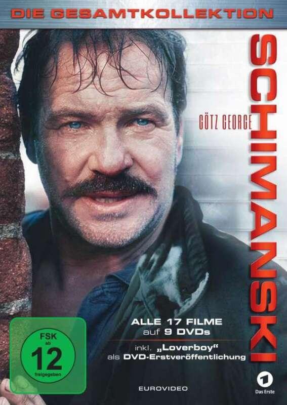 9 DVDs * SCHIMANSKI - DIE GESAMTKOLLEKTION inkl. LOVERBOY - 17 Filme # NEU OVP %