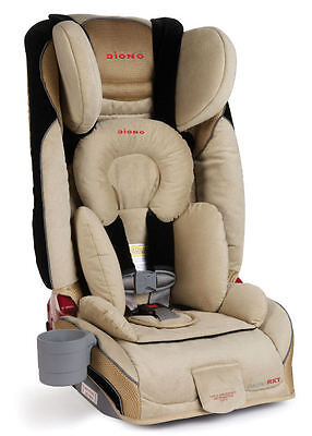 Diono Radian RXT Rugby Convertible + Booster Folding Car Child Safety Seat NEW on Rummage