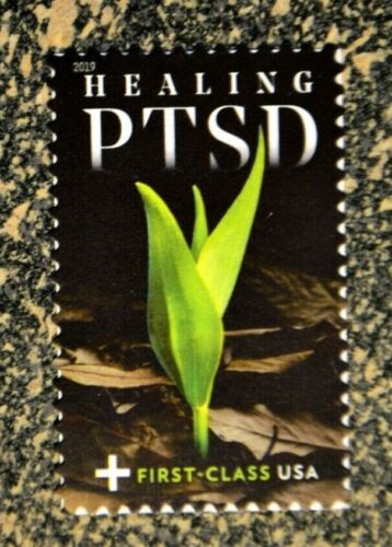 2019USA #B7 Forever - Healing PTSD Semipostal - Single Stamp  Mint