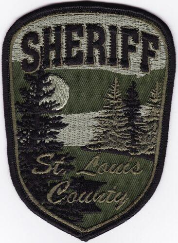 St. Louis County Sheriff Police Patch Minnesota MN