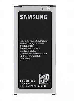 Original Samsung  EB-BG800BBE Galaxy S5 mini SM-G800 Akku Accu Battery NEU