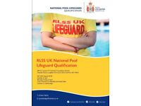 Pool lifeguard course Loughton