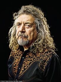 Robert Plant tickets Birmingham this evening