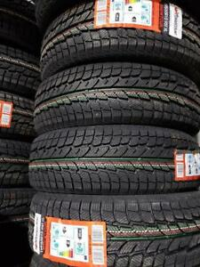 195/65R15 BRAND NEW SET WINTER TIRES POWERTRAC 195/65/R15 195 65 15 SNOW TIRES HONDA CIVIC TOYOTA COROLLA ELANTRA