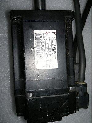 1pcs Used Yaskawa Servo Motor Sgmas-04aca61 Tested