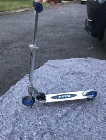 'Razor' kids scooter