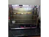 Pantheon PW1 Pie Warmer / Heated Cabinet Cafe