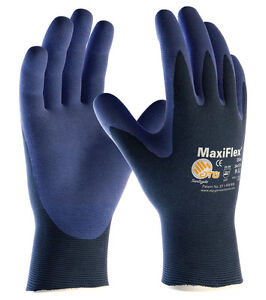 MaxiFlex-Elite-34-274-Nitrile-Foam-Palm-Coated-Work-gloves