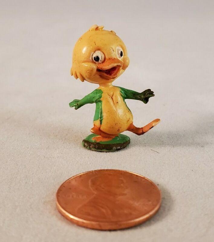 Marx Tinykins Hanna-Barbera Miniatures Yakky Doodle Duck (Hand Painted - 1961)