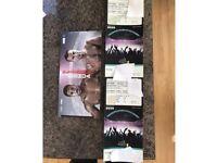 Floor tickets* Anthony Joshua v Wladimir Klitschko 29th April Wembley