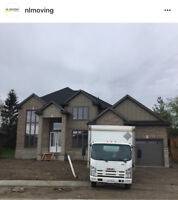 #1 MOVERS IN LONDON - NL MOVING - INSURED - 519-636-2472