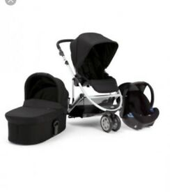 Mamas and Papas Zoom 4 piece Travel System