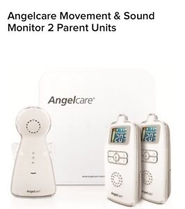EUC Angelcare baby monitor with sensor pad