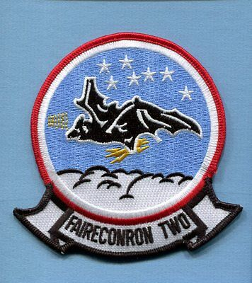 VQ-2 BATMEN DOUGLAS A-3 SKYWARRIOR Lockheed P-3 ORION US Navy Squadron Patch