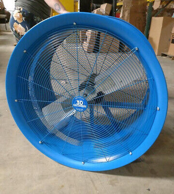 "Patterson H30B-CS 30"" High-Velocity Industrial Fan, Fan Head"