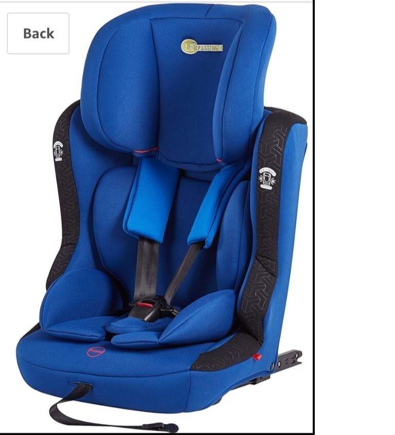 Lil Passenger Childs Car Seat