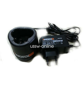Worx WA3725 12V Rapid Charger 3 Hours for Worx JCB Rockwell Erbauer battery