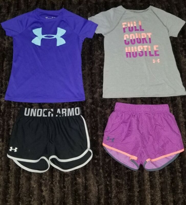 Girls Under Armour Youth Small Lot