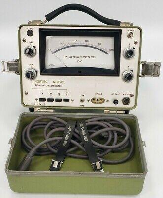 Nortec Ndt-8l Eddy Current Instrument