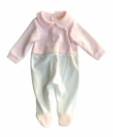 JOANIE SLEEPSUIT - From DAISIES AND CONKERS LONDON