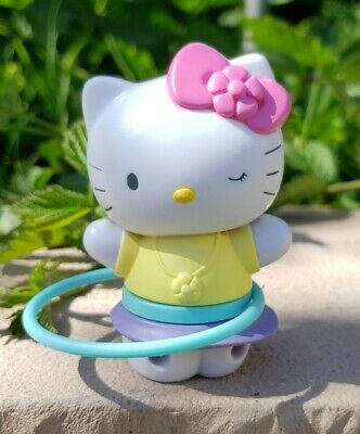 """Vintage Hello Kitty Toy Hula Hula Dancer 2"""" High McDonald's 2004"""
