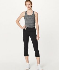 Wunder under crop high rise lululemon