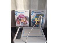 Wii U draw tablet bundle