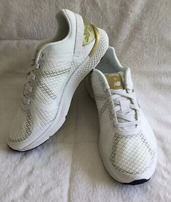 New Balance WX77WD Disney Beauty And The Beast Womens Running Shoes White Size 5