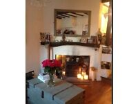 Charming cottage to rent in ditchling ( part furnished)