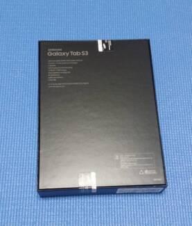 "Samsung Galaxy Tab S3 9.7"" WiFi 32GB Black"