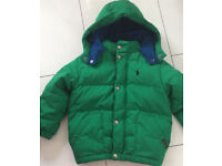 Boys Ralph Lauren jacket