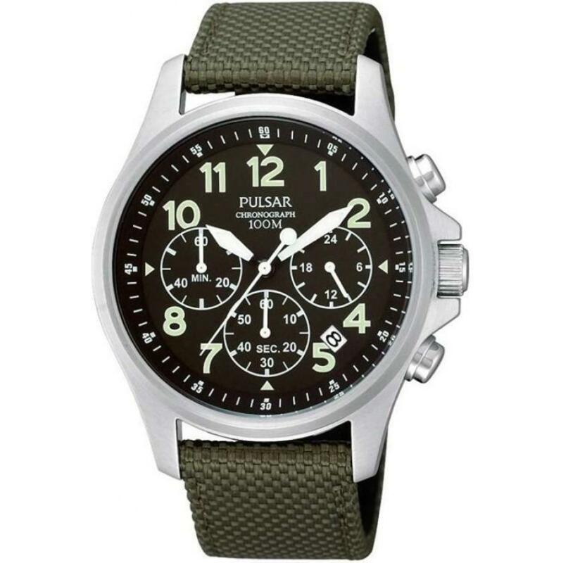 military watch pulsar military watches