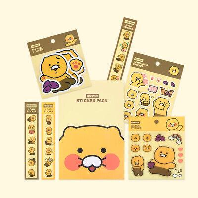 Kakao Friends Choonsik Sticker Pack Vol.1 Planner Calendar Photo Decoration