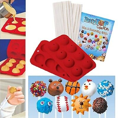 Tasty Top Cake Pop Kit PLUS BONUS NEW in Retail Box