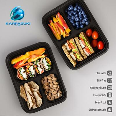 Deli Containers 26oz For Take Out Or Meal Preparation 150 Sets