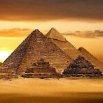 Golden Pyramids Bazaar