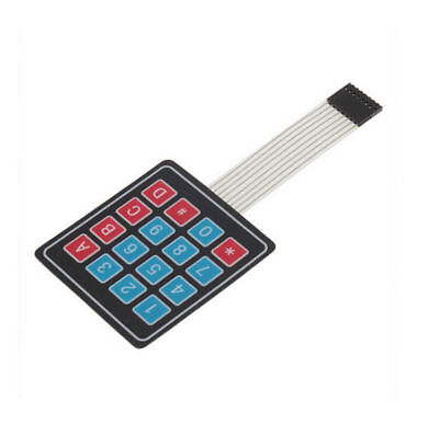 1pcs 4 X 4 Matrix Array 16 Key Membrane Switch Keypad Keyboard For Arduino