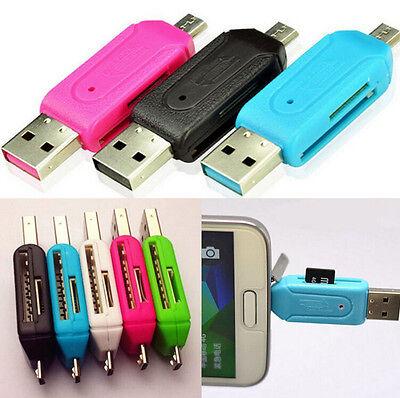 USB-Stick 2 in 1 RE 2016 Für PC Samsung Micro SD-Kartenleser  HEISS Adapter SD online kaufen