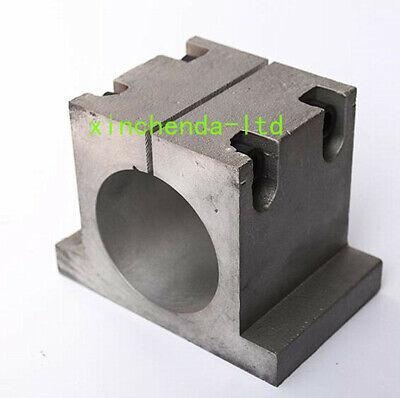 Cnc Engraving Machine Part Spindle Mount Bracket 65mm Clamp Spindle Motor Holder