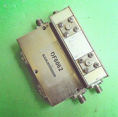 1pc SMELECTRONICS DF6062 1.35-1.9GHz SMA isolator