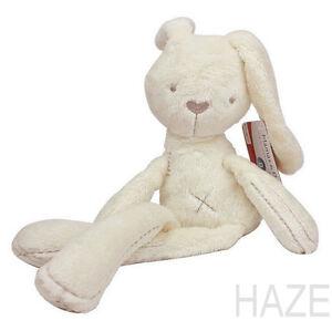 Cute Bunny Soft Plush Toys Rabbit Stuffed Animal Baby Kids Gift Animals Doll AUU