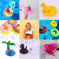 2017 Holiday Inflatable Swim Floats Cup Holder Summer Pool Water Toy Gift - unbranded - ebay.co.uk