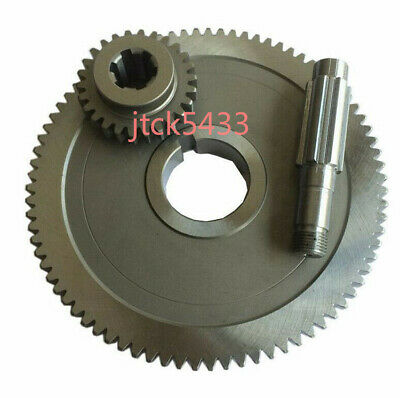 Milling Machine Bridgeport Head Gear Vertical The Mill With Shaft Rod A586062