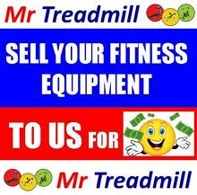 SELL YOUR FITNESS EQUIPMENT TO US FOR CASH! Mr Treadmill Hendra Brisbane North East Preview