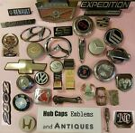 Hub Caps Emblems and Antiques