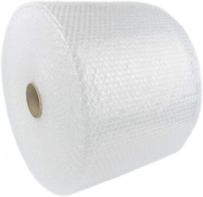 12 Large Bubble Cushioning Wrap Padding Roll 24 Wide Perforated 12 Chose Ft